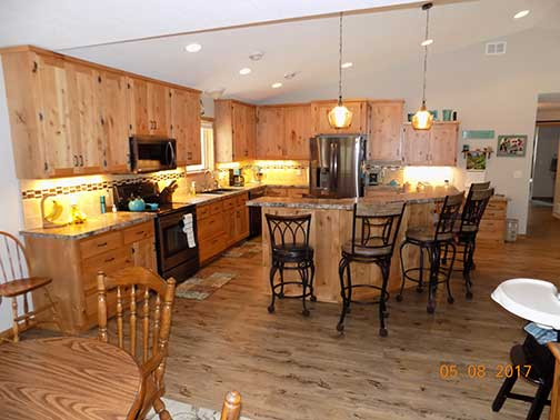 Wurdeman Cabinet Company Has Been In The Custom Cabinet Field For Over 35  Years.